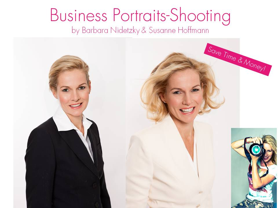 Business Portraits Shooting